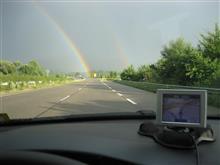 2008年欧州車旅 ~ 南ドイツ&仏アルザス(旅の記録)
