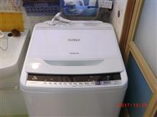 洗濯機新調