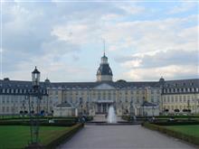 ホテルの窓辺から41 王様の休息地 / Karlsruhe Germany