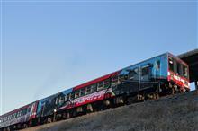 鹿島臨海鉄道 ガルパンラッピングⅣ号車
