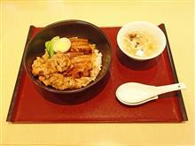 西名阪道下り香芝SA ヤマトポークの角煮豚天ダブル丼950円