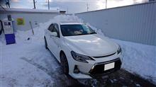 雪が降らない週末なら洗車でしょ