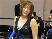 美闘陽子選手ラスト大阪大会