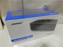 BOSE Soundlink II miniの購入!
