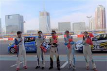 メリークリスマス☆Netz Cup Vitz Race 同乗試乗会