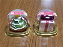 171225-4 な~んちゃってクリスマスケーキ・・・
