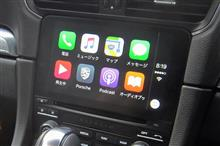 最近、車内での音楽はSpotifyで