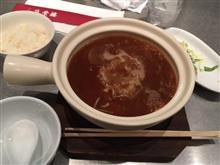東京駅で夕食🍜