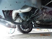 [エクシーガtS] EJ20型エンジンからのオイル漏れ(前編)