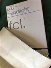 ▼とりあえず(^^;→【fcl.】新型LEDヘッドライト フォグランプ ファンレス モニターレポート