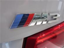 BMW  Mスポバッジ