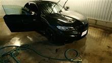 年末大洗車