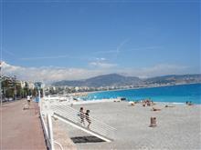ある夏の日の光景 Nice / France