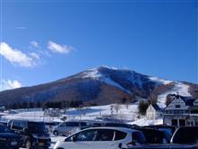 negittroさんと、今シーズン初のスキー!