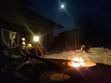月が綺麗だ🎵