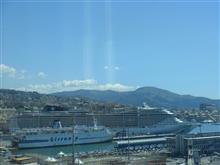 ホテルの窓辺から42 アフリカへの玄関口 / Genova Italy