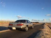 【S13シルビア】新年初ドライブ!