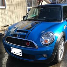 2018年初洗車(・∀・)♪