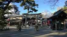 初詣・龍城神社
