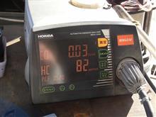 忘備録 E-P24W 排ガス測定記録