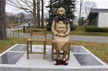 南京の嘘カナダで拡散 慰安婦像の増殖が止まらない