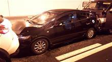 東海北陸自動車道でトンネル事故相次ぐ 14人軽傷だそうで・・・