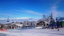 17-18 スキーNO.10 大晦日の富良野スキー場は価千金の雲海