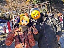 ⛩ INFAMOUSな仲間と初詣ツーリングに行って来た!