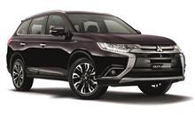 New Mitsubishi Outlander 2.4 4WD CKD Introduced : Malaysia ・・・・