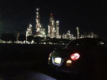 工場夜景【潮来市・鹿嶋市】