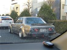街で見かけた昭和な車達  135