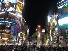 渋谷に初上陸した件(笑)