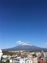 正月は富士山🗻