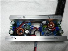 昇圧充電器並列実験
