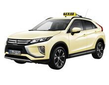 Mitsubishi Eclipse Cross Taxi in Germany !? ・・・・