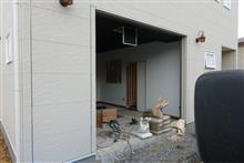 我が家のガレージ建築に至るまで。その2