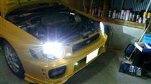 【fcl.】新型LEDヘッドライト フォグランプ ファンレス モニターレポート しょの1
