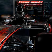 【ドニントン・パーク】McLaren Mercedes MP4-27A-2 2012