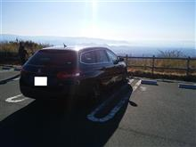 芦ノ湖湖尻へ(芦ノ湖スカイライン)