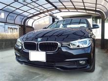 BMW320d をついにゲット!