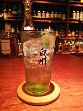 ハイボールから日本酒へ!?(^o^)