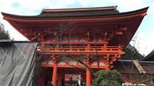 上賀茂神社で初詣♪