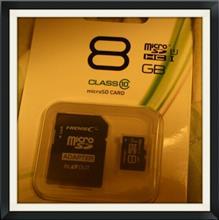 SDカード購入。