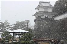 大村 玖島城址・大村神社 雪景色☆彡