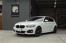 BMW F20(1シリーズ)に新しいソニックプラスを取り付けました