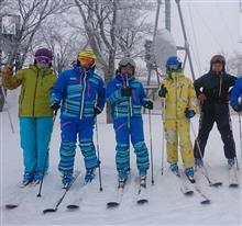 スキー三昧!