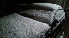 長崎でも雪