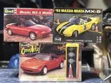 Revell Inc Miata Model の謎