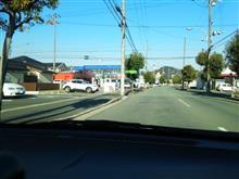 とても残念で悲しいなぁ・・・事務所近くでの交通事故。