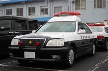 170系クラウンパトカー(無線警ら車)